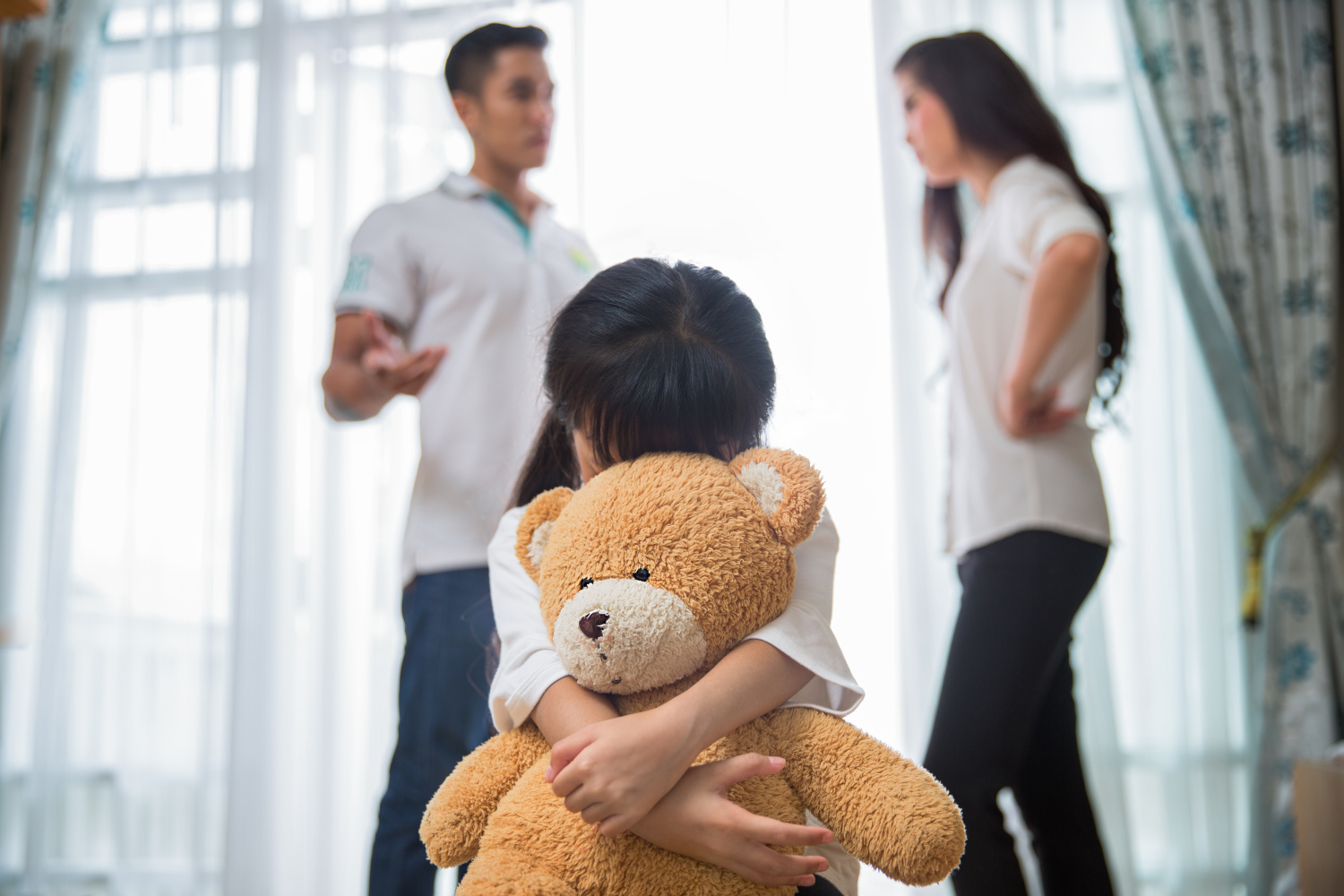 Children's Responses to Parental Conflict in Separation